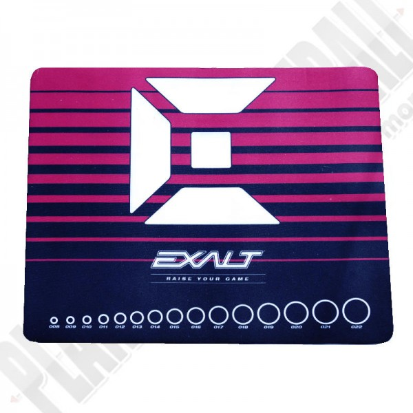 Exalt Tech Matte - schwarz/rot