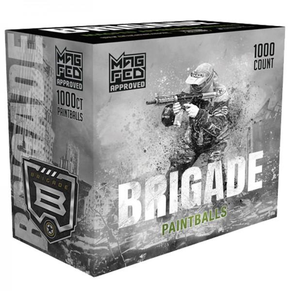 G.I. Sportz Brigade Paintballs für MagFed 1000 Stück