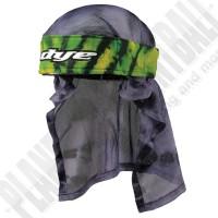 Dye Paintball Head Wrap Tie Dye