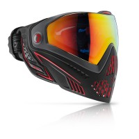Dye I5 FIRE Thermal Paintball Maske