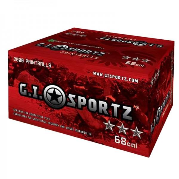 G.I. Sportz 3 Star Paintballs