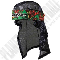 Dye Paintball Head Wrap Eskimo rasta