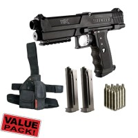 Tippmann TiPX Cal.68 Value Pack - schwarz