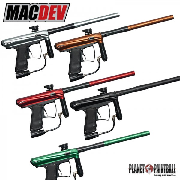 MacDev Drone DX Cal.68 Paintball Markierer