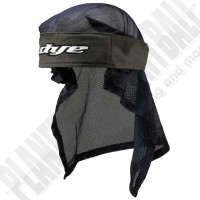 Dye Paintball Head Wrap Bomber black/grey