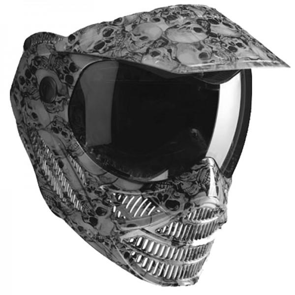 Tippmann Valor FX Skull Paintball Maske