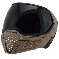 Empire EVS Paintball Maske - tan/black