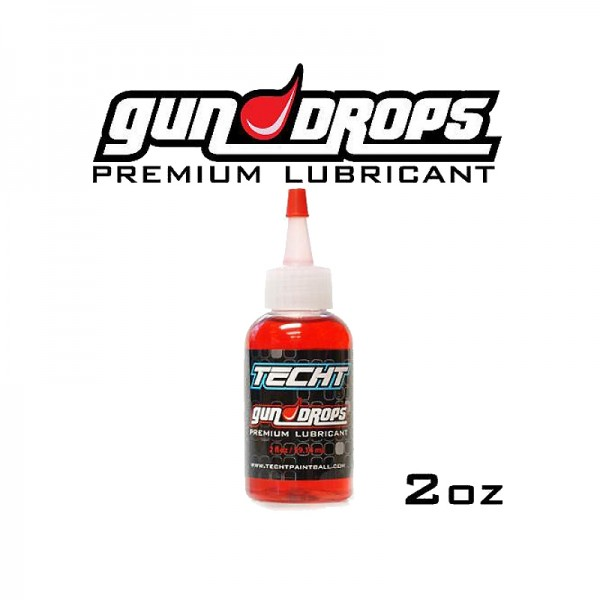 TechT Gun Drops Premium Lubricant