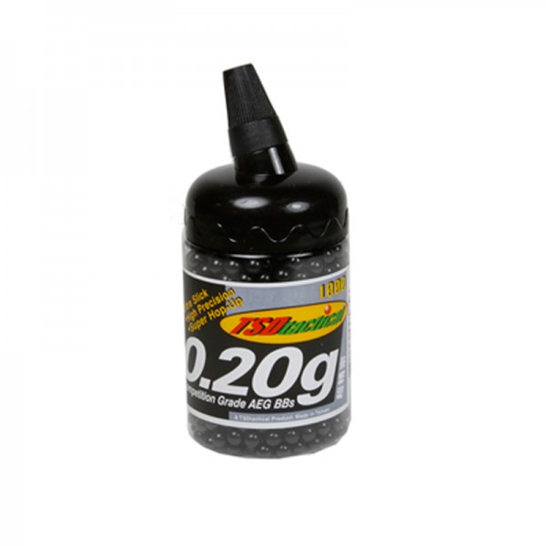 Munition Airsoft Standard 0,20g - 1000