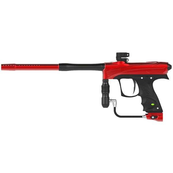 Dye Rize CZR - red/black Paintball Markierer Cal.68