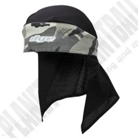 Dye Head Wrap - camo urban