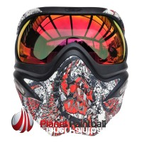 VForce Grill Limited inkl. Thermalglas - JOKER RED