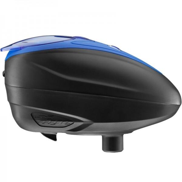 DYE LT-R Paintball Loader blau