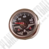Manometer 600 PSI