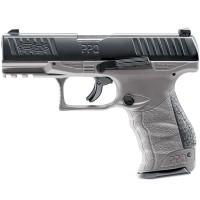 Walther PPQ M2 T4E RAM Pistole Tungsten Grey Cal.43