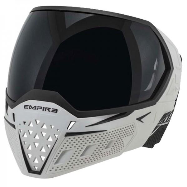 Empire EVS Paintball Maske - white/black