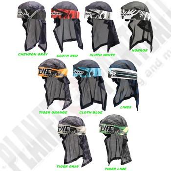 Dye 2012 Head Wrap