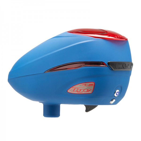Dye Rotor R2 Loader - Patriot / Blue Red
