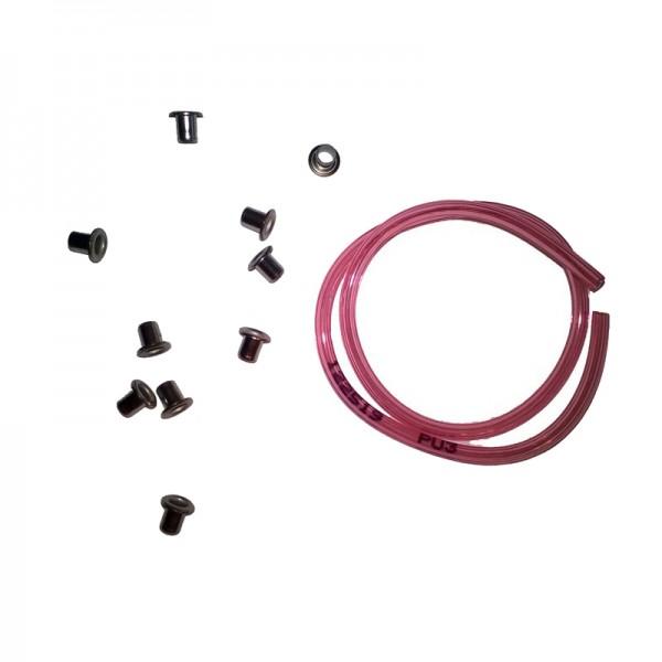 Autocker Hose und Clamp Kit