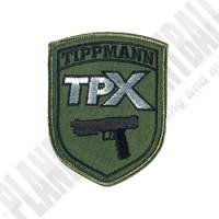 Tippmann TPX Patch mit Klettverschluss