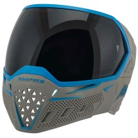 Empire EVS Paintball Maske - grey/cyan