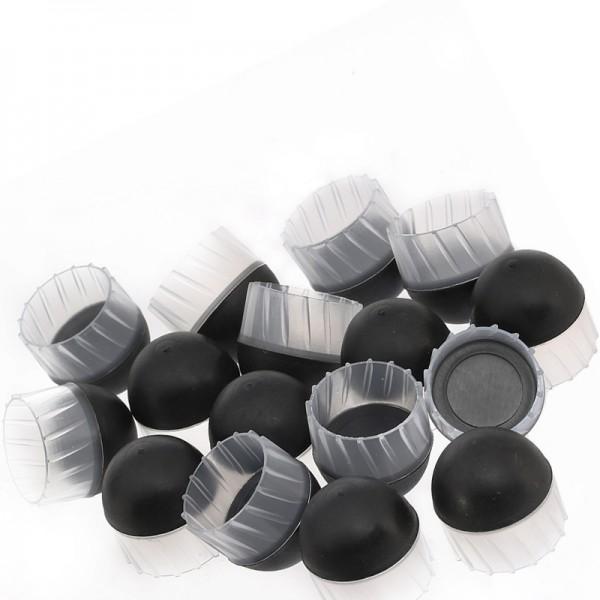 Umarex T4E RBP 50 Rubberballs / Gummibälle cal.50 - 50 Stück