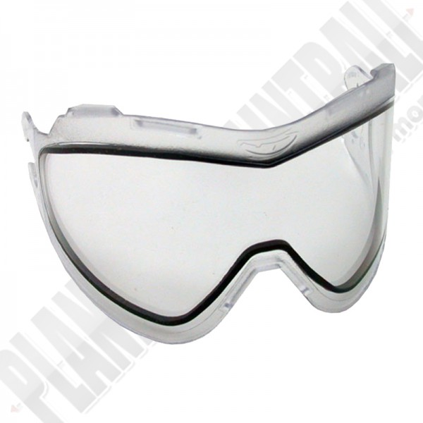 JT QLS Thermal Maskenglas - clear