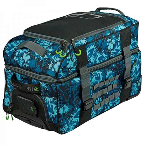 Eclipse Tasche GX Split Compact Bag Ice blau