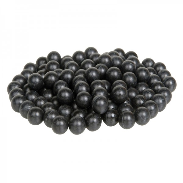 Rubberballs - Gummigeschosse Cal.68 im Pot