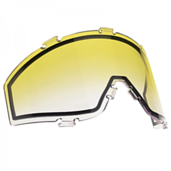 JT Spectra Thermal Maskenglas - fade yellow