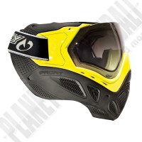 Sly Profit Paintball Maske - neon gelb