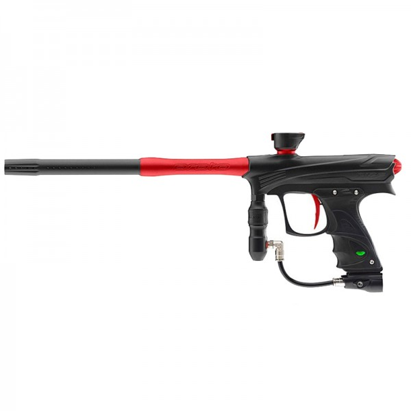Proto MaXXed Rize Red Paintball Markierer Cal.68