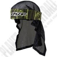 Dye Paintball Head Wrap Bambu green/black