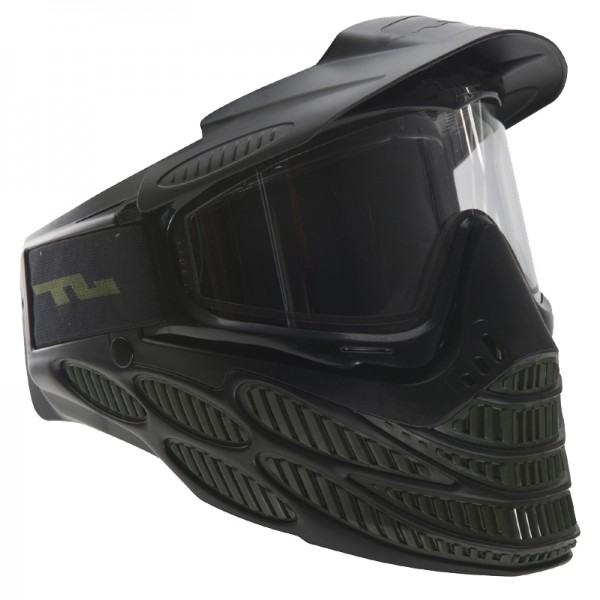 JT Flex8 Spectra oliv Thermal Paintball Maske