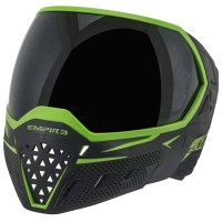 Empire EVS Paintball Maske - black/lime