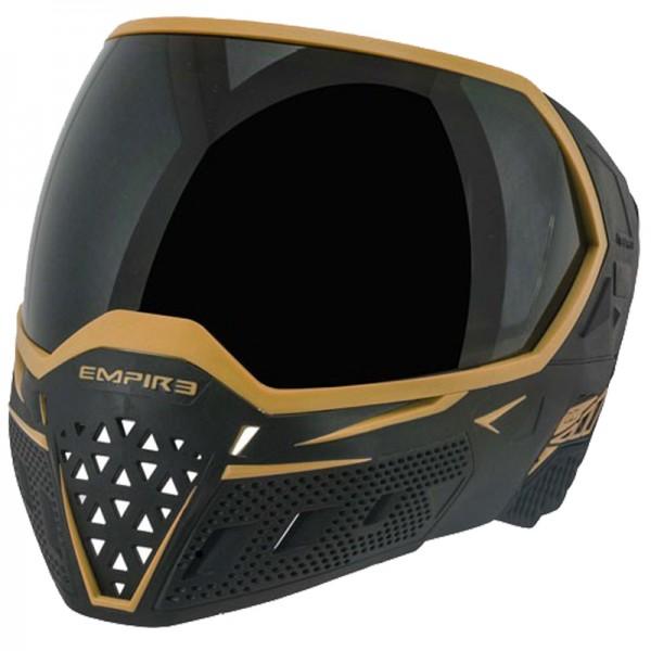 Empire EVS Paintball Maske - black/gold