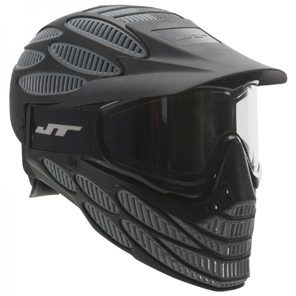 JT Flex8 Spectra schwarz Full Head Thermal Paintball Maske