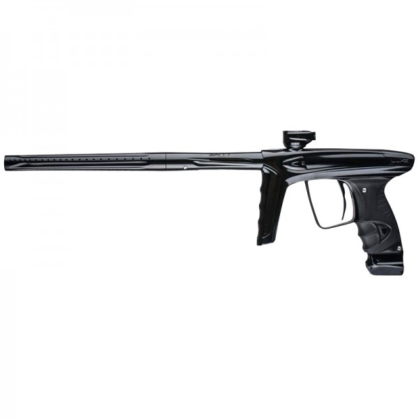 DLX Luxe ICE Paintball Markierer Cal.68 - black/black