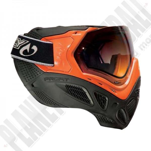 Sly Profit Paintball Maske - neon orange