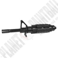 AR-15 Weaver Rail Cover - 6Stück