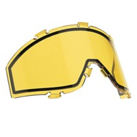 JT Spectra Thermal Maskenglas - gelb