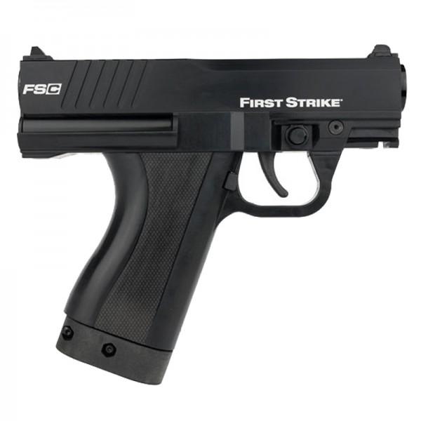 First Strike Compact Pistole FSC Paintballmarkierer Cal.68 - schwarz