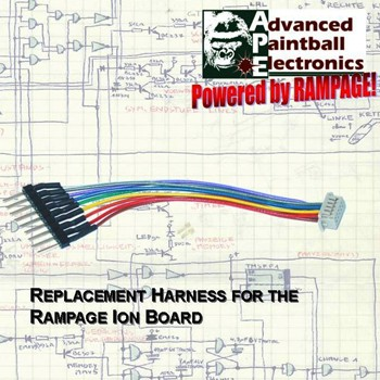 Rampage Keypad Harness - Smart Parts ION