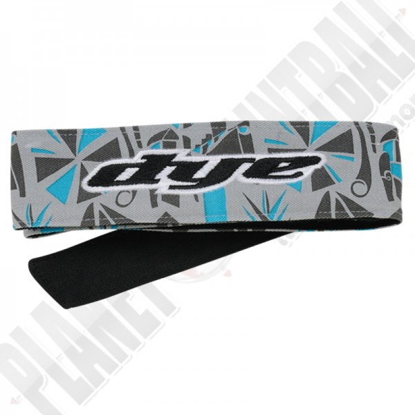Dye Paintball Head Tie - Pineapple