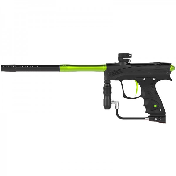Dye Rize CZR - black/lime Paintball Markierer Cal.68
