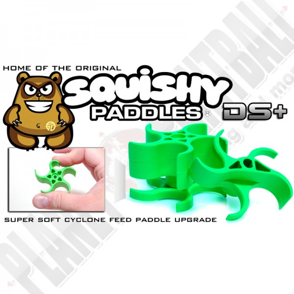 Cyclone Squishy Paddles DS+ - Tippmann