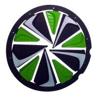 Exalt Dye Rotor Fast Feed - schwarz / lime / weiß