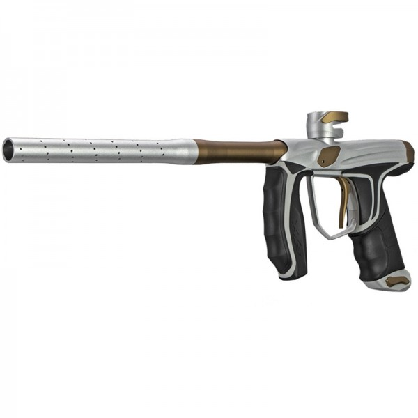 Empire Syx Paintball Markierer Cal.68 - dust silver/dark gold