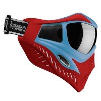 VForce Grill Limited inkl. Thermalglas - Blue on Red