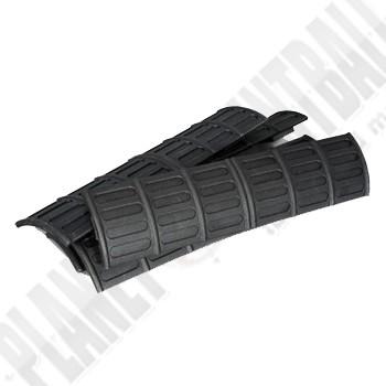 Weaver Covers 4 x schwarz